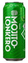 Olvi Mojitolonkero 4,7% 0,5 L Tlk