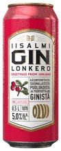 Puolukka Gin lonkero 5...