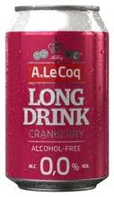 A. Le Coq Karpalo Ld Alkoholiton 0,0% 0,33 L Tlk