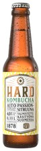 Olvi Hard Kombucha Passion-Sitruuna 4,0% 0,33 L Kpl