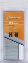 H&H Viimeistelynaula 38Mm Sähkösinkitty 500Kpl