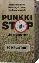 Punkkistop Karkotepyyhe 10 Kpl