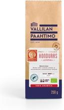 Vallilan Paahtimo Honduras Suodatinkahvi Luomu Rac 250G