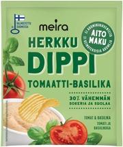 Meira Herkkudippi Tomaatti-Basilika 12G