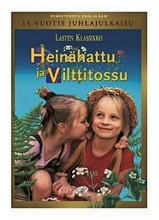 Dvd Heinähattu Ja Vilttitossu