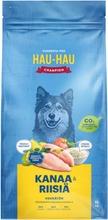 Hau-Hau Champion Kana-Riisi Täysravinto 15 Kg