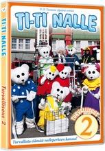 Dvd Ti-Ti Nalle Turvallisuus 2