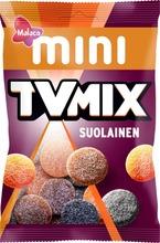 Malaco Mini Tv Mix Suolainen Makeissekoitus 110G