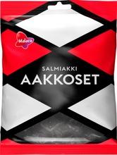 Malaco Aakkoset Salmiakki Makeinen 180G