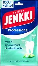 Jenkki Professional Fresh spearmint täysksylitolipurukumi 70g