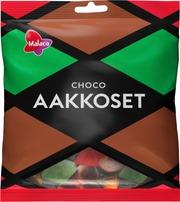 Malaco Aakkoset Choco Makeissekoitus 280G