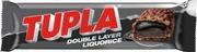 Tupla Double Layer Liquorice Suklaapatukka 48G