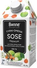 Bonne Premium Tyrni-omenasose 0,5L