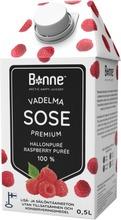 Bonne Premium Vadelmasose 0,5L