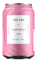 Yes Yes Rosé Apple Cid...