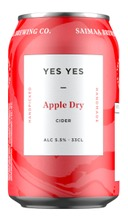 Yes Yes Dry Apple Cide...