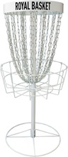 Basket viking discs royal