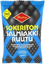 Sokeriton Salmiakkiruu...