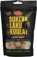 Halva Suklaalakukuulat Salmiakki 140 G