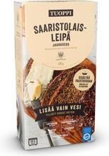 Tuoppi Saaristolaisleipä Jauhoseos, Laktoositon, Maidoton, Runsaskuituinen, Vegaaninen 420G