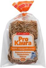 Leivon Leipomo Prokaura 4 Kpl, 315G 100% Täysjyväkauraleipä