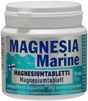 Magnesia Marine Magnesiumtabletti 150 Tabl