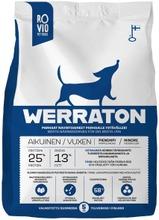 Rpf Werraton Aikuinen Koiranruoka 5 Kg