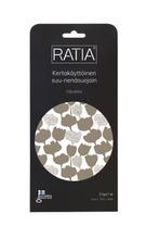 Ratia-Designmaski, Ulpukka, 3Kpl, Kertakäyttöinen Suu-Nenäsuojain, Ce-Merkitty