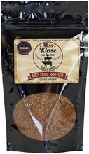 Miss Klose Beef Rub Maustesekoitus Grillaamiseen Ja Yleiseen Maustamiseen Keittiössä