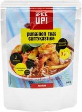 Punainen thai currykas...