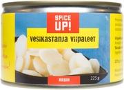 Spice Up! Vesikastanja Viipaleet 225/140G