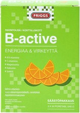 B-active porevitamiini...