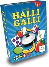 Lautapelit.fi Halli Galli Näppäryyspeli Ikä 6