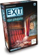 Lautapelit.fi Pakohuonepeli Exit Idän Pikajuna