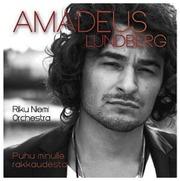 Cd Amadeus & Riku Niemi Orchestra: Puhu Minulle Rakkaudesta