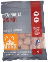 Mush Sika-nauta lihapulla 1kg