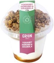 Yoghurt - Granola Huna...