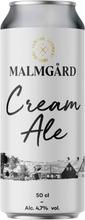Malmgård Cream Ale 4,7% Olut 0,5L Tölkki