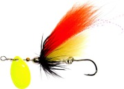 Spintube Viehe Spinner 6G Musta/Oranssi/Keltainen