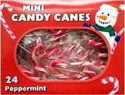 Mini Candy Canes Karkk...