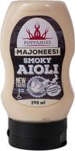 Poppamies Smoky Aioli Majoneesi 290Ml