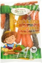 Porkkana Värimix 15X1 Kg
