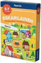 Oppi&Ilo Eskarilainen Puuhakortit 5-6V
