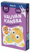 Oppi&Ilo Vauvan Kanssa -Puuhakortit 0-1 V