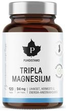 Magnesium 120 kapselia