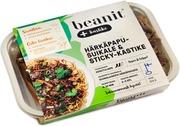Beanit® + Kastike, Härkäpapusuikaleet Ja Sticky-Kastike 270G