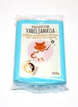 Kinuskikissa Vaniljanmakuinen Vaaleanturkoosi Sokerimassa 250G