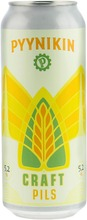 Pyynikin Brewing Company Craft Pils 5,2% olut 0,5l