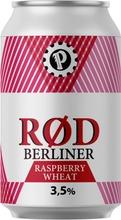 Pyynikin Röd Berliner 3,5% 0,33L