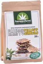 Hamppufarmi Hamppusnacks 200G
